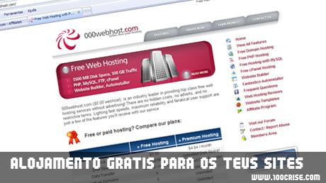 alojamento-gratis-para-sites