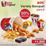 kfc-variety-banquet-para-2-pessoas
