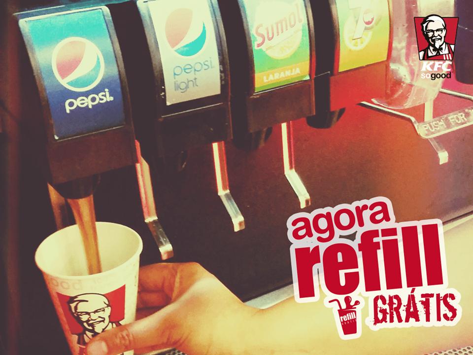KFC-refill