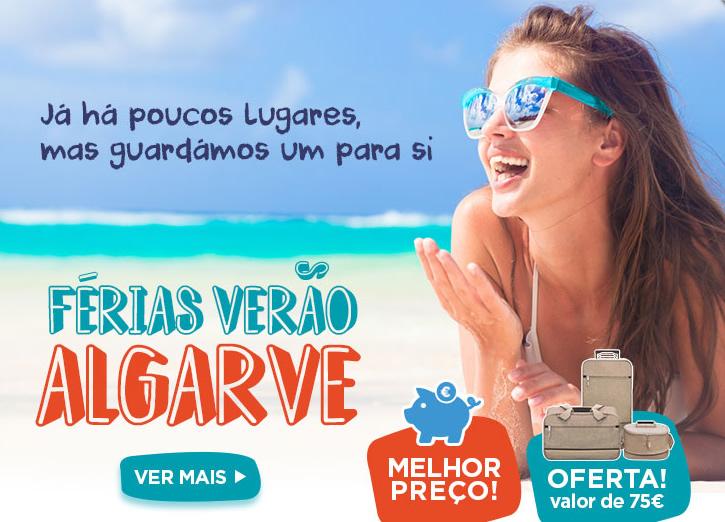 Promoção Férias Algarve - Hotel dos Navegadores 7 noites p/ 2 pessoas desde 378€