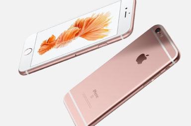 iPhone 6S em Rosa Pink 16Gb Recondicionado