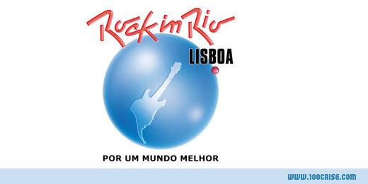 Queres ganhar bilhetes grátis para o Rock In Rio 2010 ?