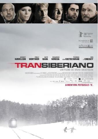 Bilhetes GRÁTIS para o filme TRANSIBERIANO