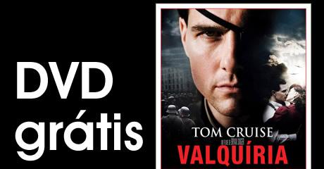 """Ganha DVD GRÁTIS do filme """"Valquiria"""", com Tom Cruise"""
