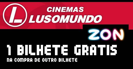Poupei 2.75 euros com Bilhete Zon Lusomundo