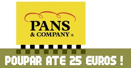 Poupei 2.05 euros na Pans & Company e 2.50 euros no cinema ZON Lusomundo