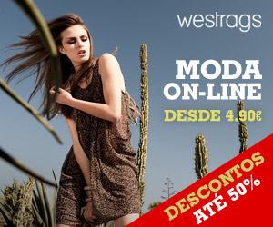 Roupas Westrags apartir de 4.90 euros e com descontos até 50%