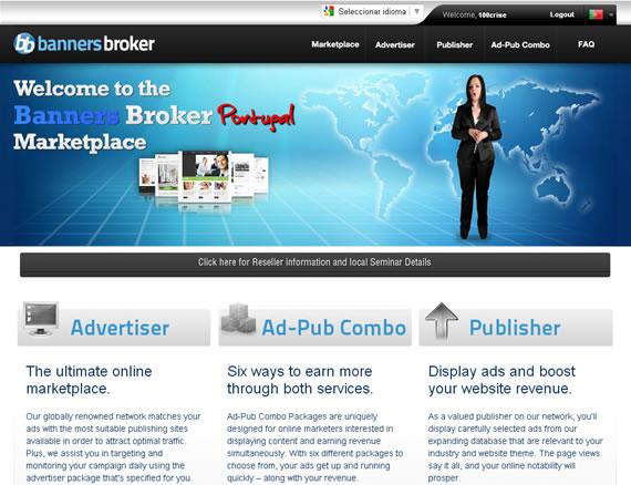 Banners Broker
