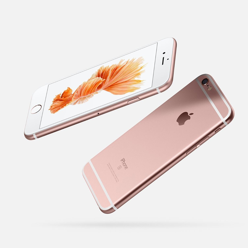 iPhone 6S em Rosa Pink 16Gb Recondicionado